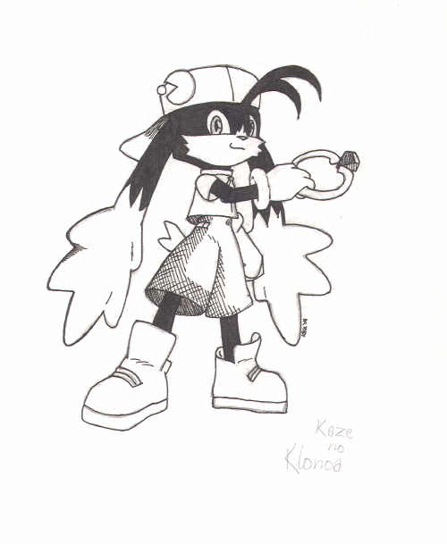 This is Klonoa! by Prite