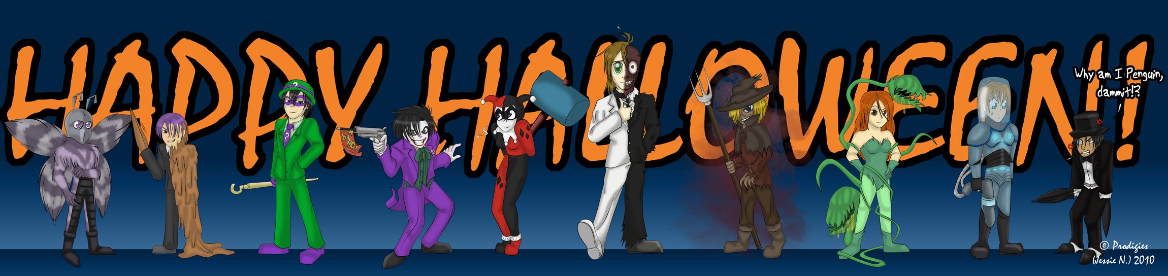 Happy Halloween! 2010 by Prodigies