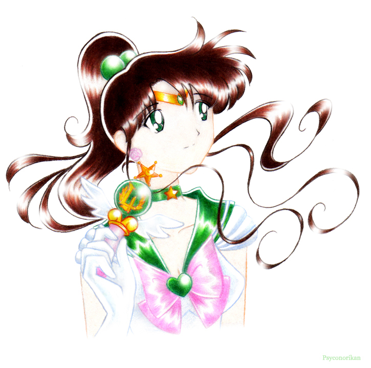 Sailor Jupiter by Psyconorika
