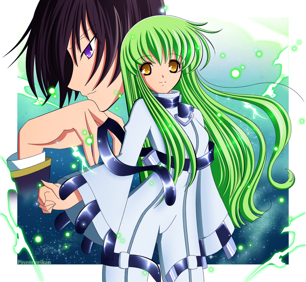 Code Geass by Psyconorika