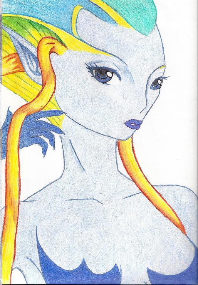 Shiva by Psylocke