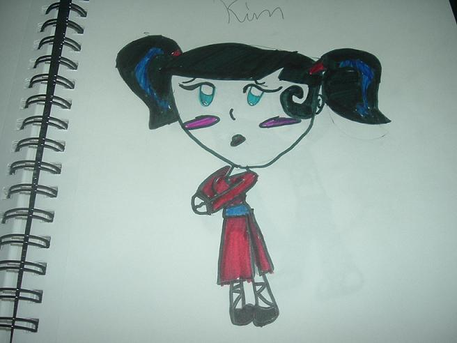 lil Kim by Puppygirl9