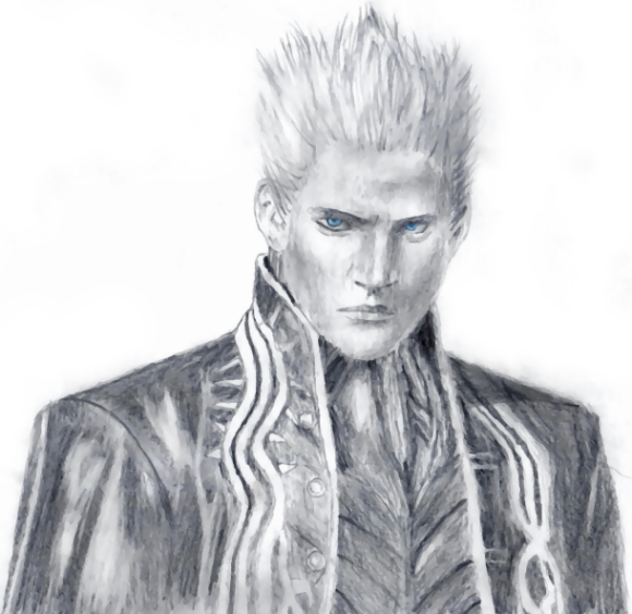 DMC 3: Vergil by Pyrokinesis