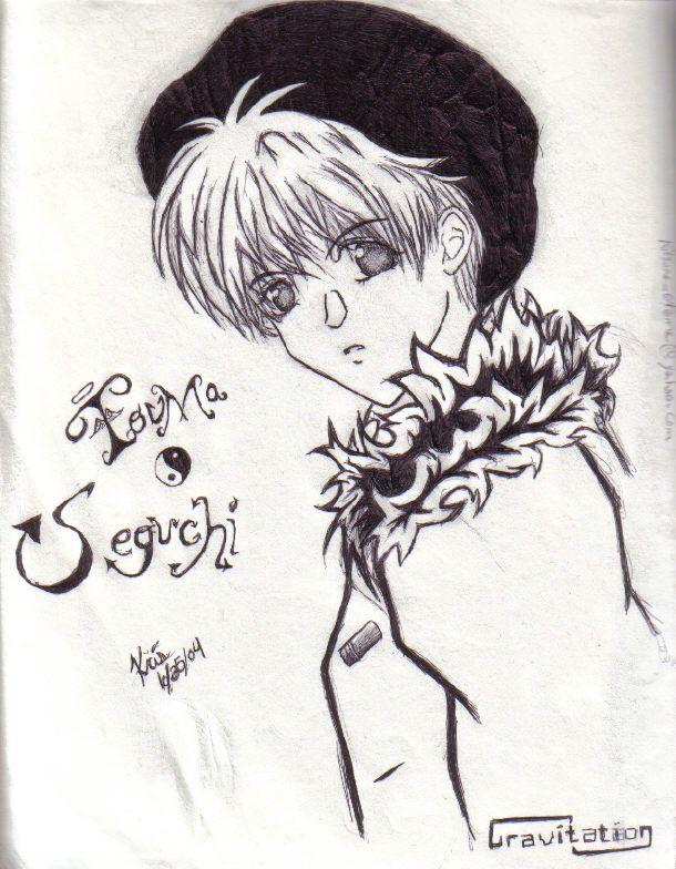 Seguchi-san by Pyronic_Kitsune