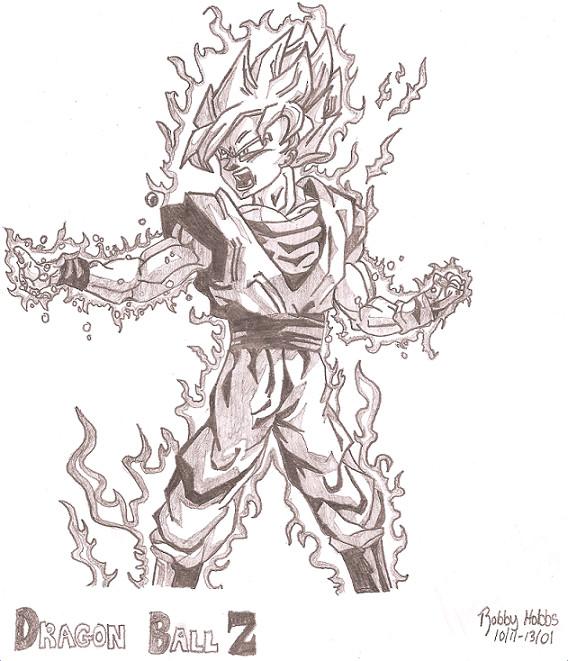 p0002q-DBZ-Goku by p0002q