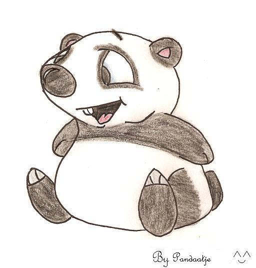 pandaatje - Panda Polarchuck by pandaatje