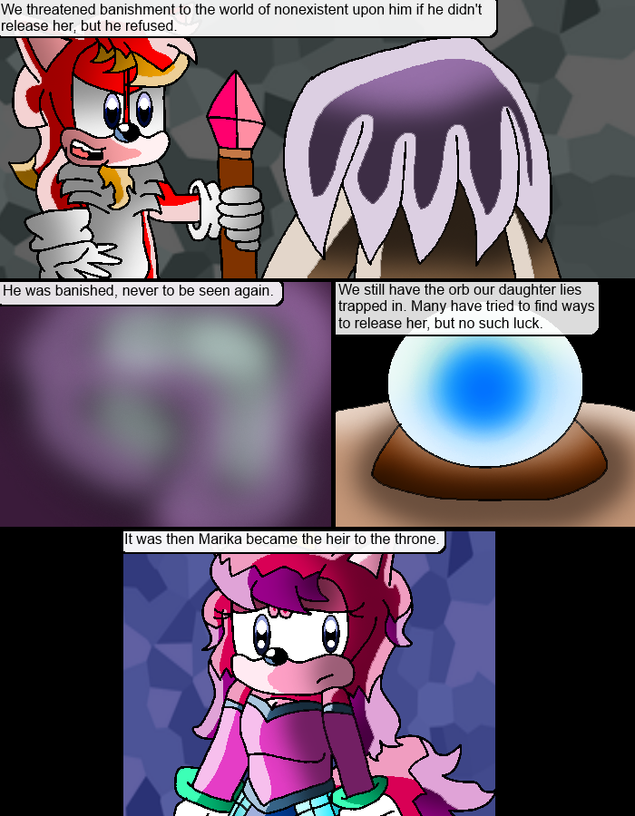 The Crystal Adventure Page 42 by papiocutie