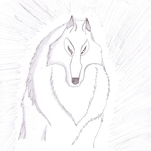 The White Wolf by perfectpureblood