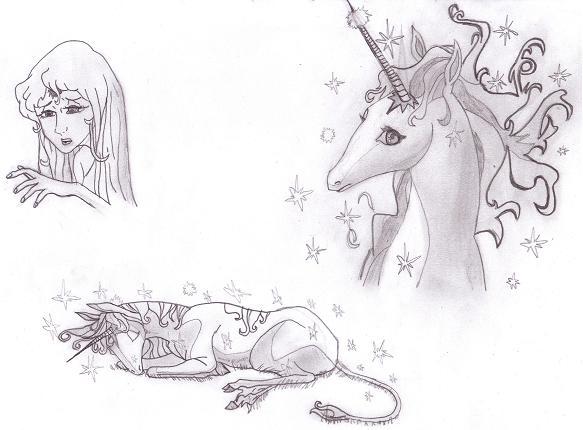 The Last Unicorn by perfectpureblood