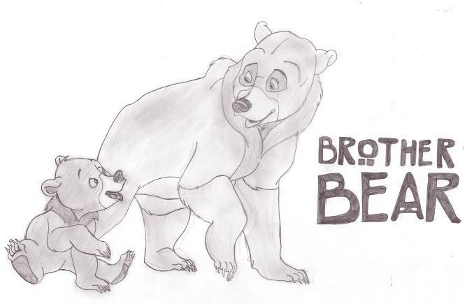 Brother Bear by perfectpureblood