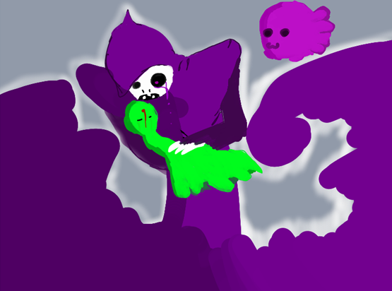 The death of spirit day by phantom223