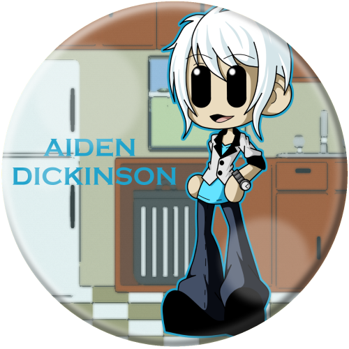 Chibi Aiden by pharohserenity