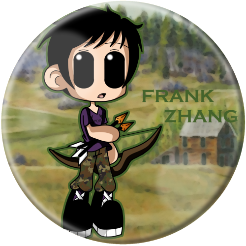 Chibi Frank by pharohserenity