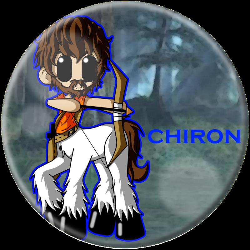 Chibi Chiron by pharohserenity