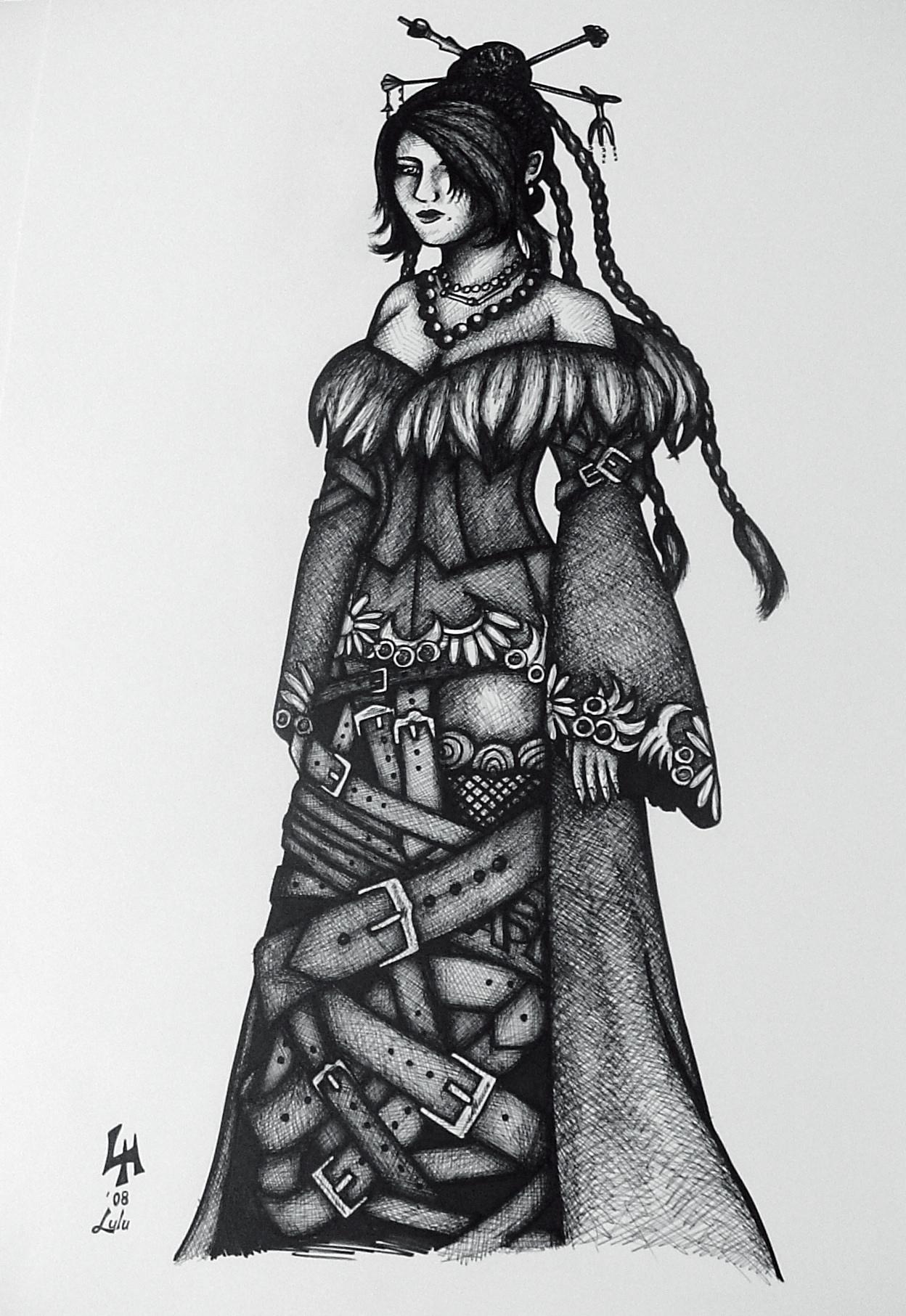 Lulu by pocopony
