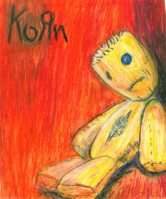 korn doll by porsche944