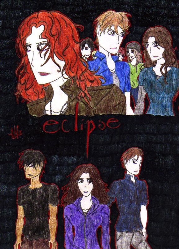 In Celebration of Eclipse by potterfan