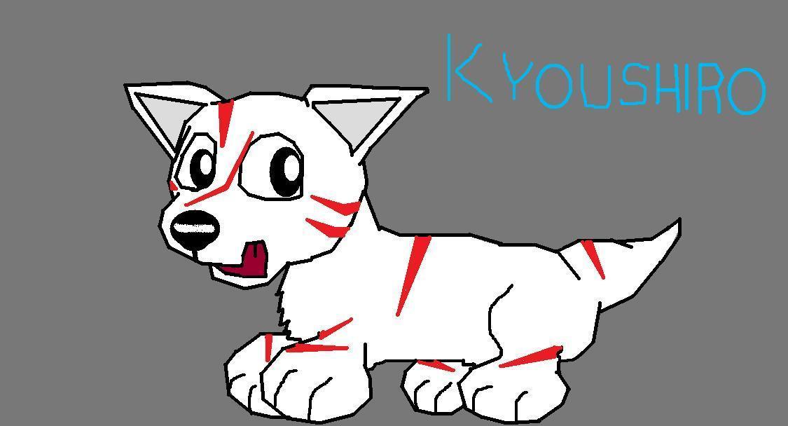 Chibi Kyoushiro! by prettykitty97