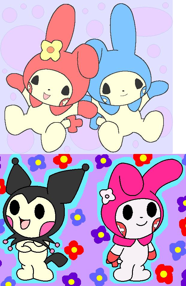 Pokemon as Onegai my melody by princessangel83Onegai My Melody Kakeru