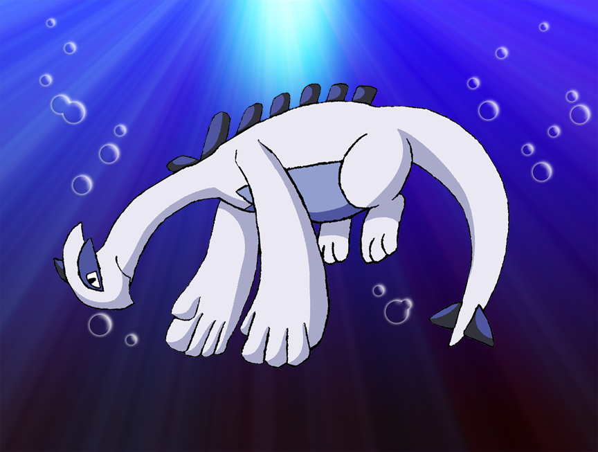 Lugia by princessangel83