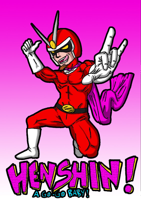 Henshin a go-go baby by pronxly