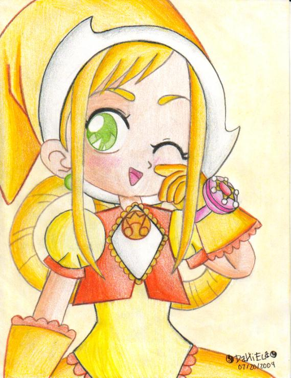 *~Momoko the ojamajo~* by pujolcilla