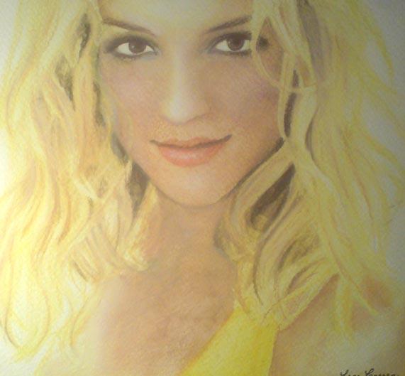 Britney by punkaddict