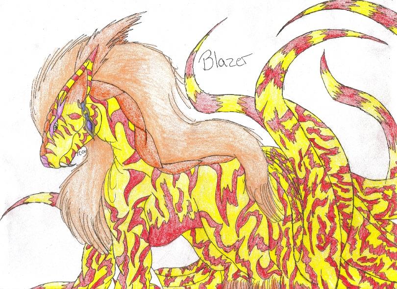 Blazer: 2006 Remake by Queen_Asheer5600