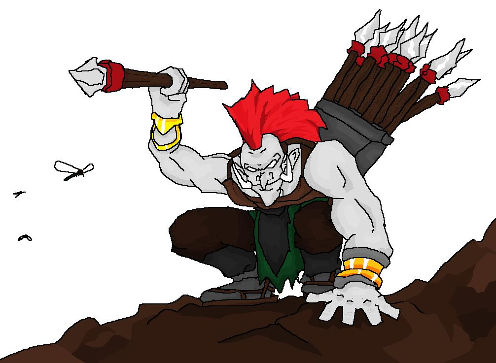 guy of warcraft by qazqaz1