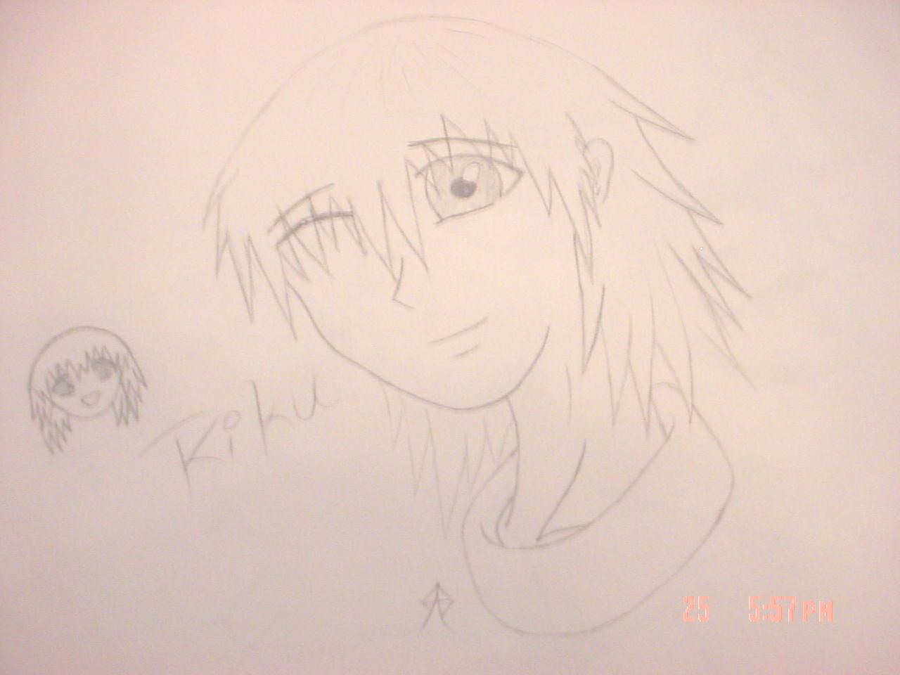 CHIBI RIKU ^_^ by RIKUSGAL