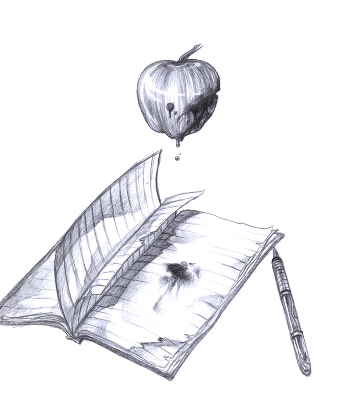 Death Note by RadioactiveMeatball