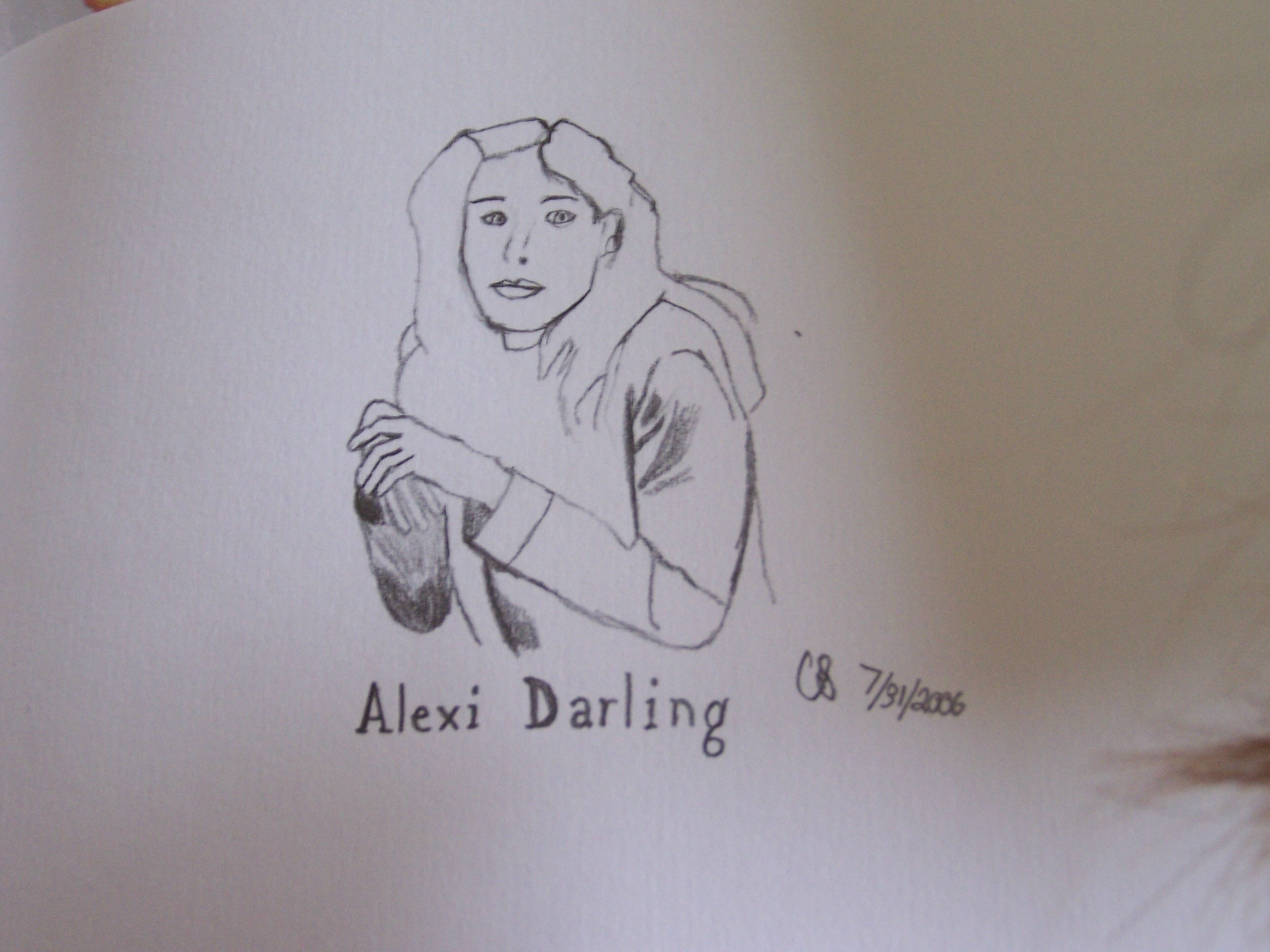 Alexi Darling by RaeChouette