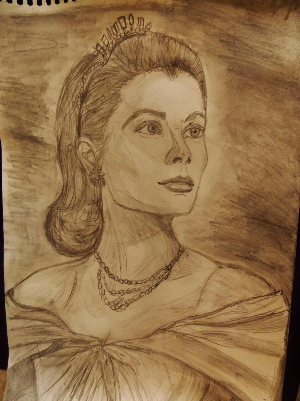 Grace Kelly by RaggleTaggleGypsy