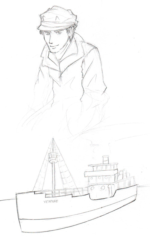Captain Englehorn by Rain_of_Jellyfish
