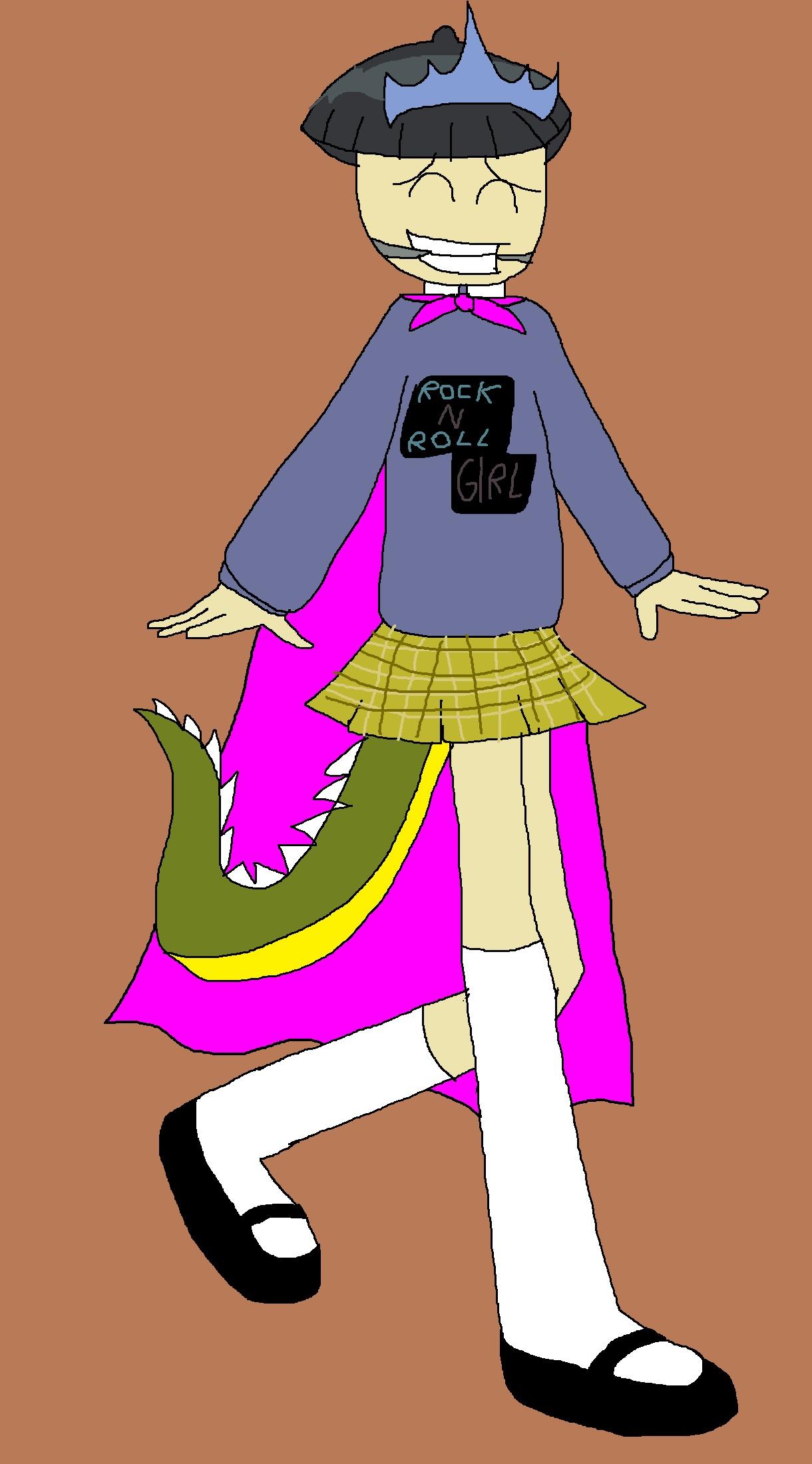 Princess Audrey by Rainbow-Dash-Rockz