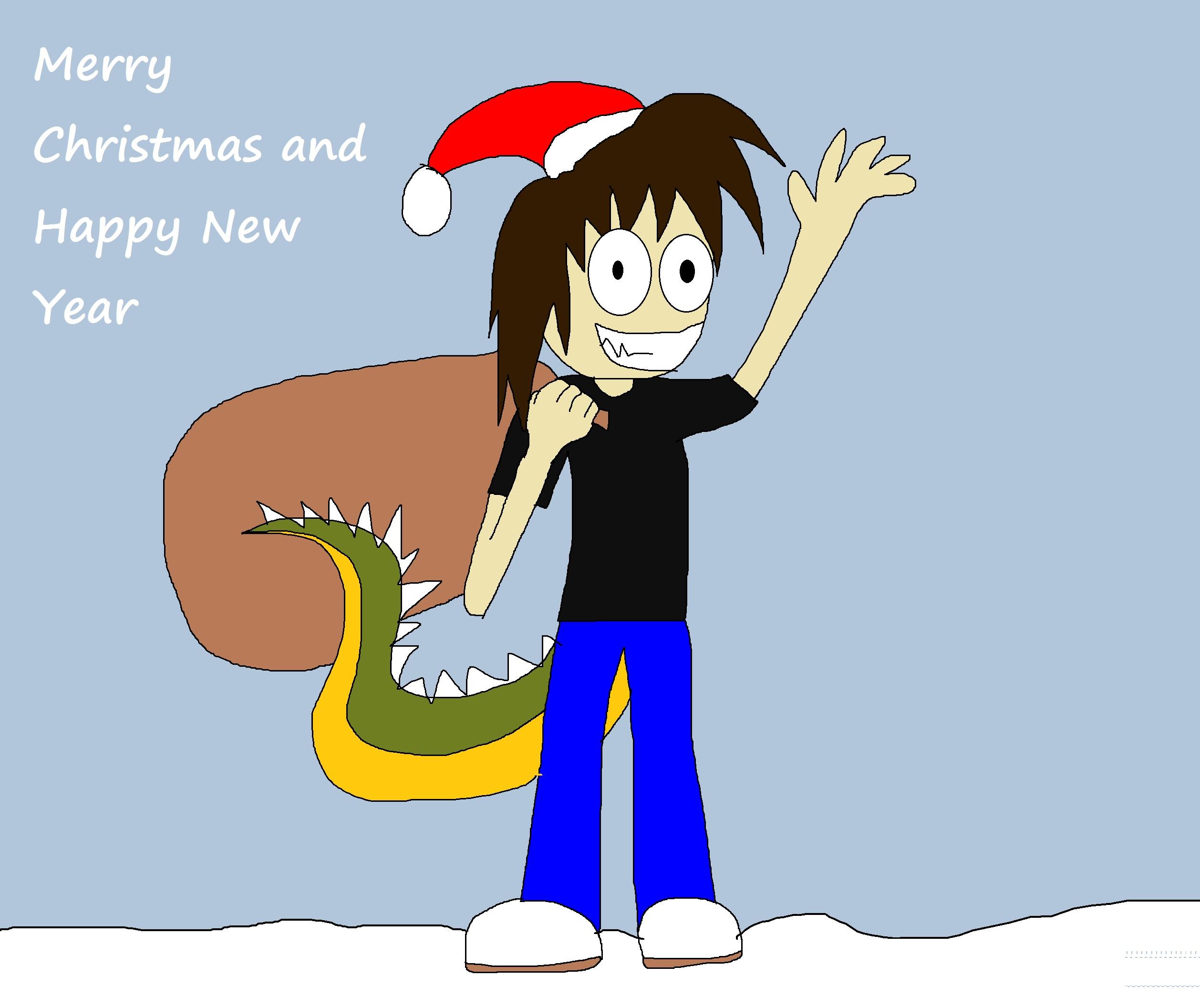 Happy Holidays Everyone by Rainbow-Dash-Rockz