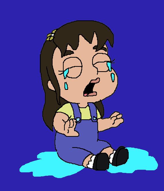 Crying Janet by Rainbow-Dash-Rockz