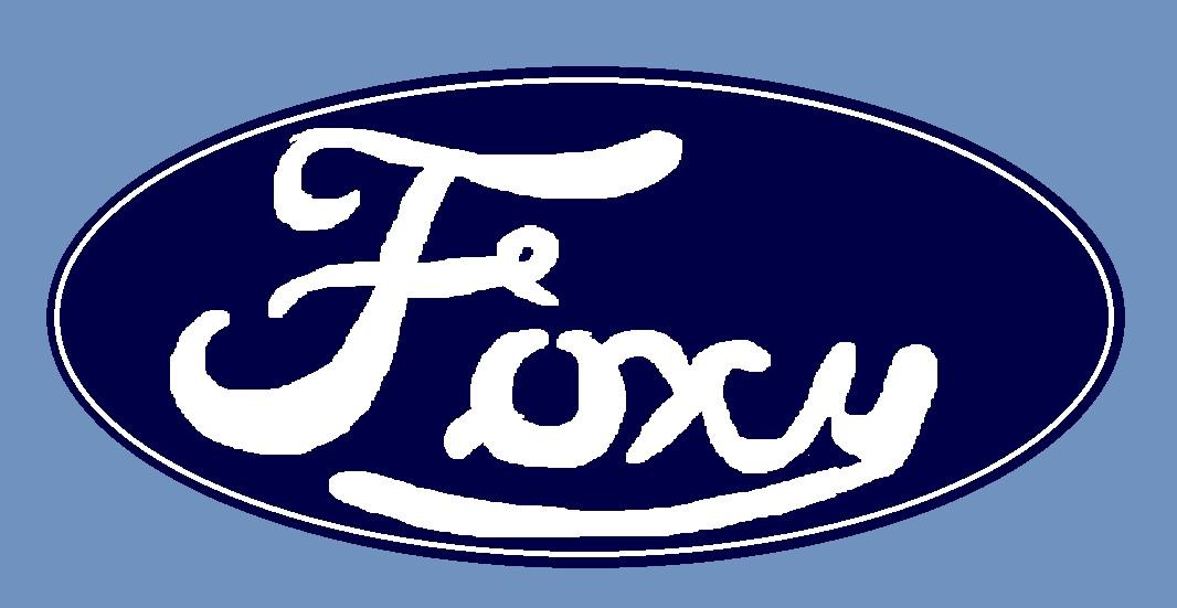 Foxy logo by Rainbow-Dash-Rockz