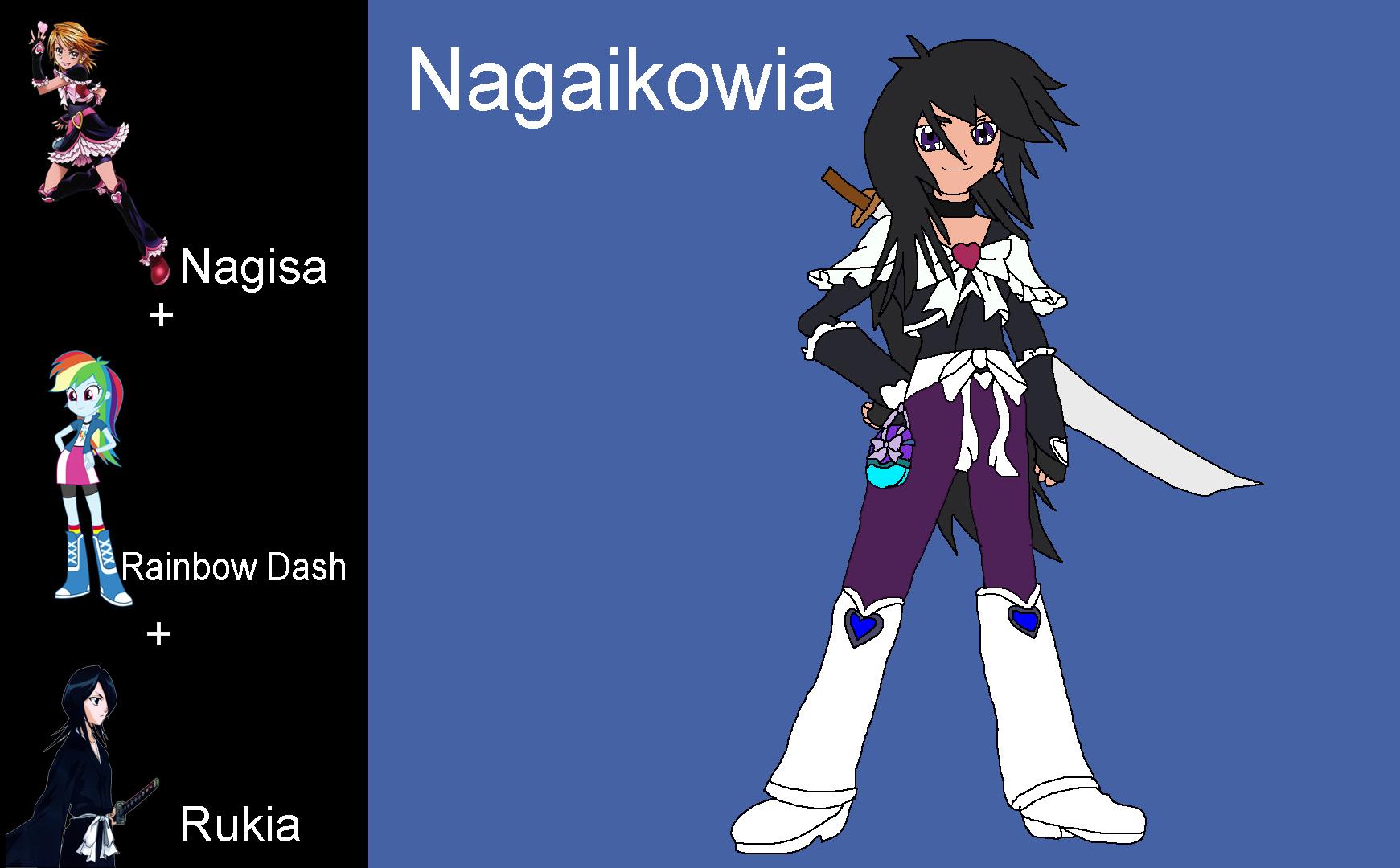 Fusion - Nagaikowia by Rainbow-Dash-Rockz
