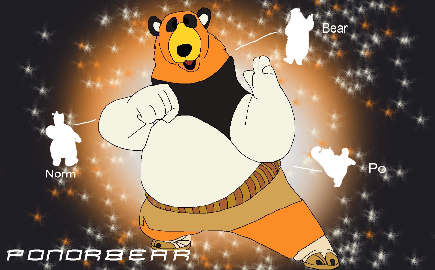 Fusion - Ponorbear by Rainbow-Dash-Rockz