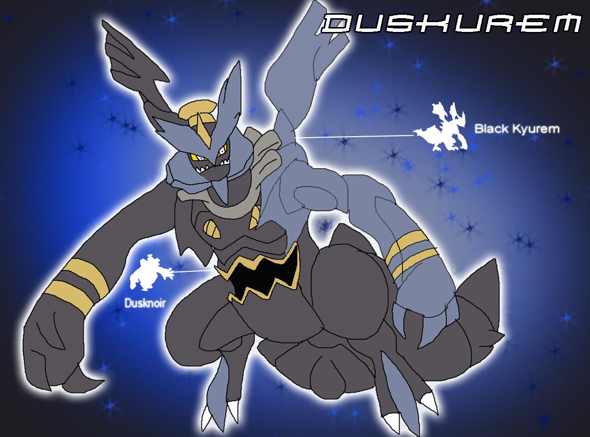 Fusion - Duskurem by Rainbow-Dash-Rockz