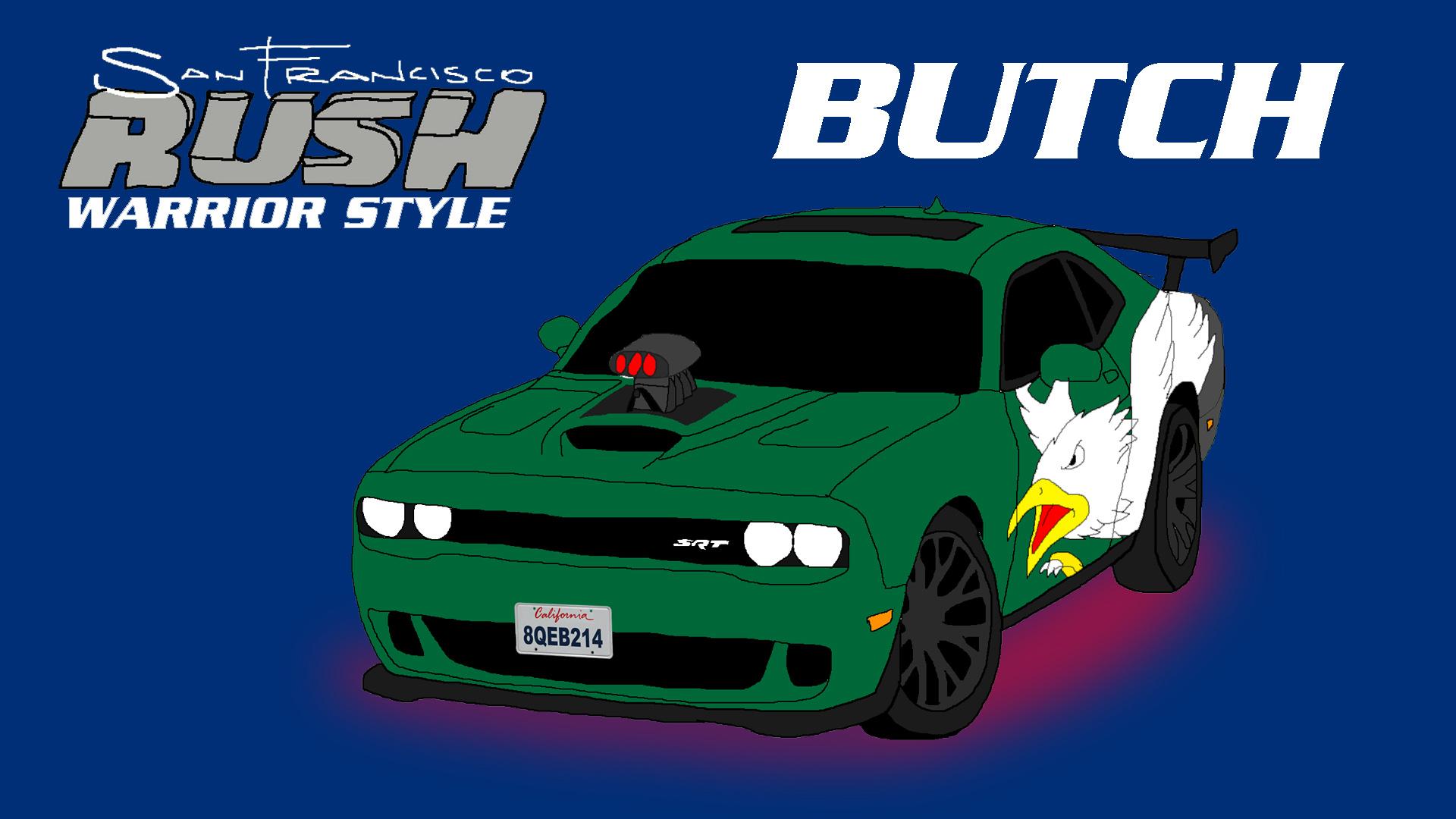 Butch by Rainbow-Dash-Rockz