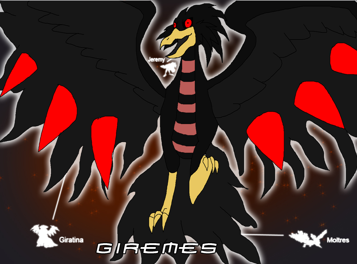Fusion - Giremes by Rainbow-Dash-Rockz