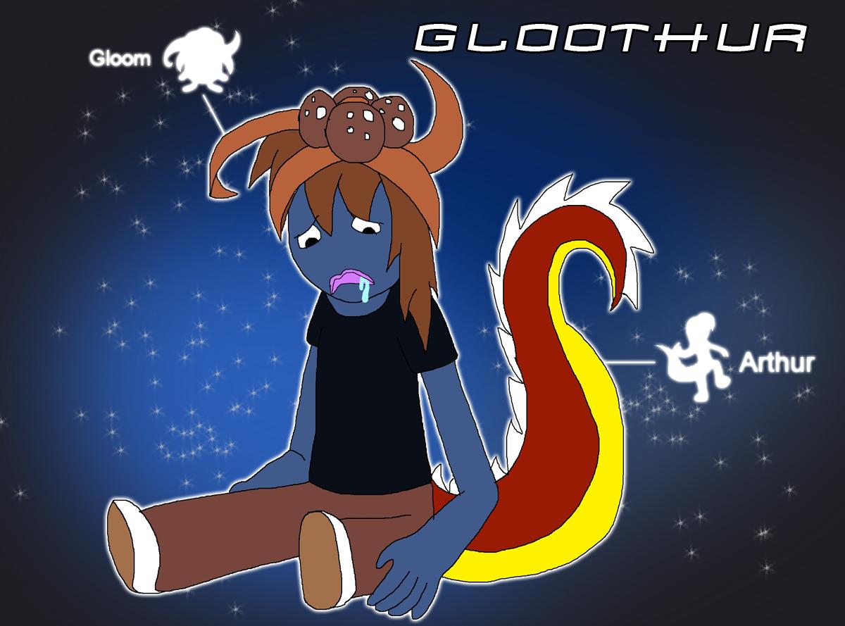 Fusion - Gloothur by Rainbow-Dash-Rockz
