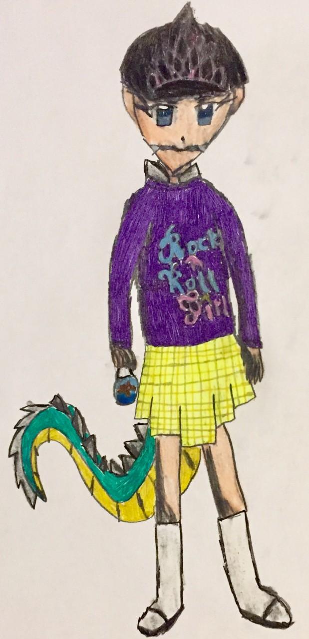 Arthur as Audrey aka Darla by Rainbow-Dash-Rockz