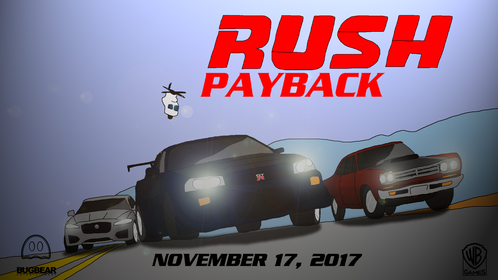 RUSH Payback by Rainbow-Dash-Rockz