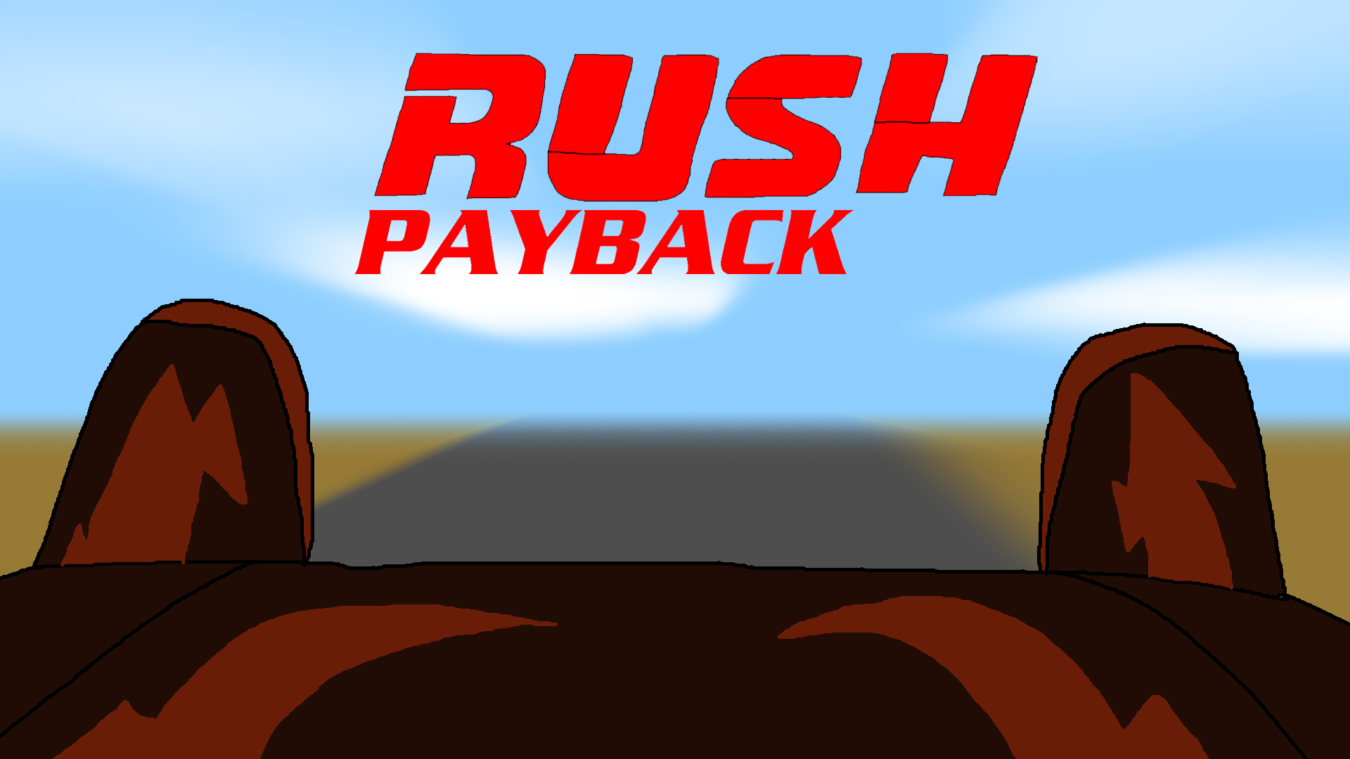 RUSH Payback Wallpaper 1 by Rainbow-Dash-Rockz