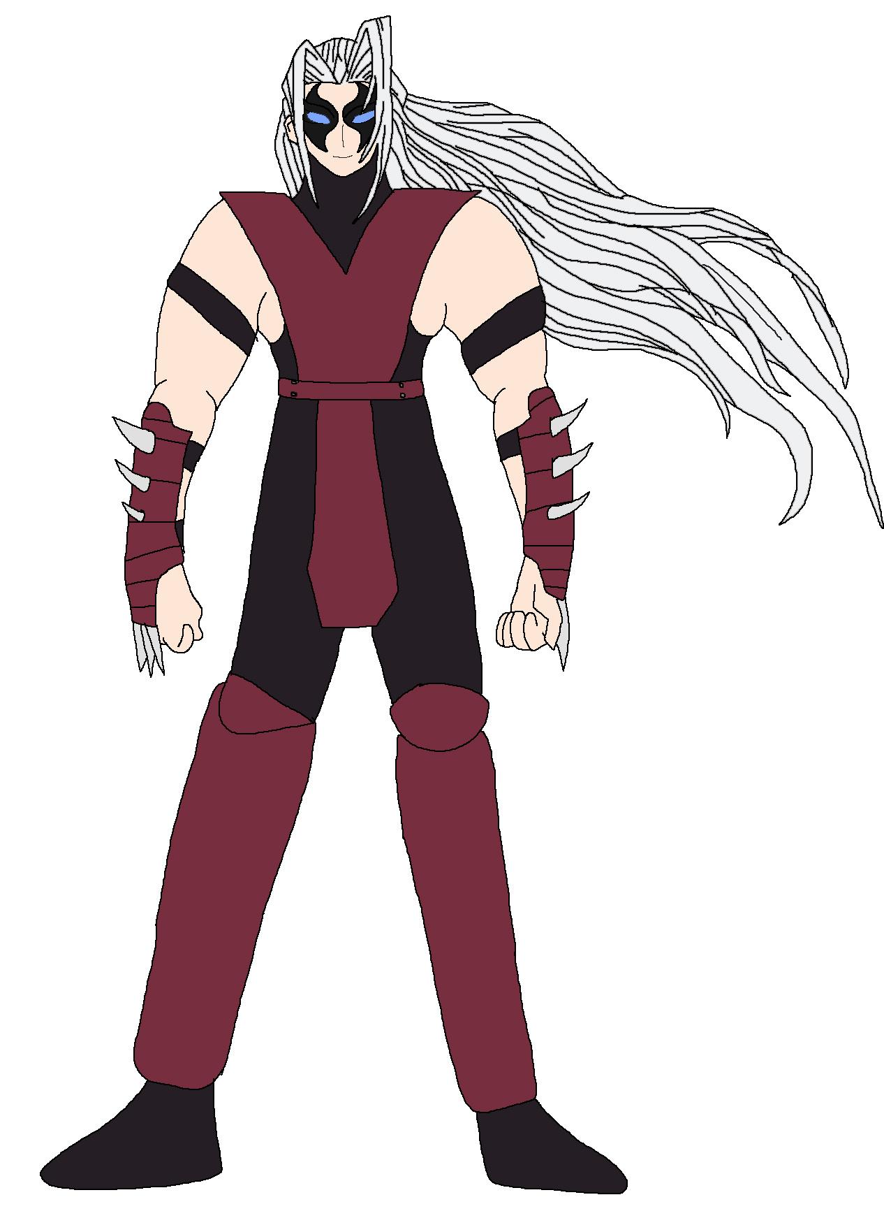 Sephiroth - Reiko by Rainbow-Dash-Rockz