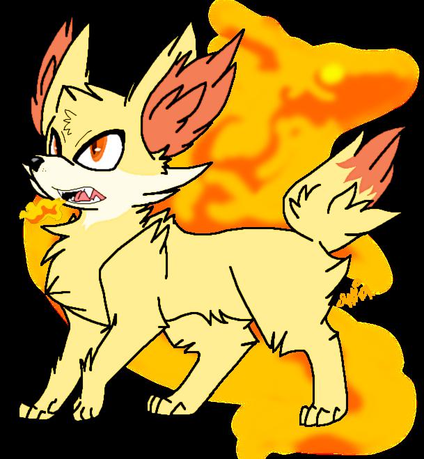 .:The Little Fox Is On Fire!:. by RaineSageRocks