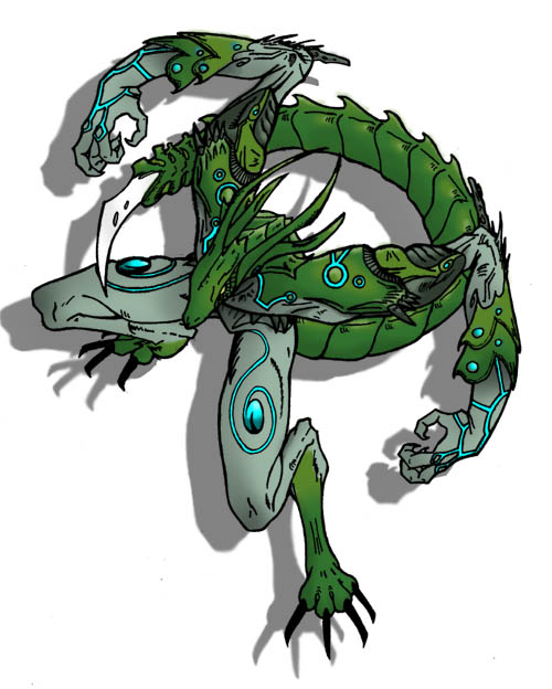 Raitekis, God of Earth by Raitekis
